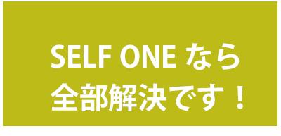 全部解消 - SELF ONEパンフレット